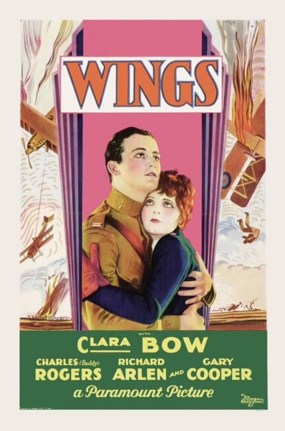 clara bow wings-1927