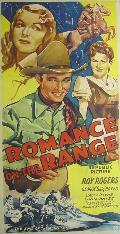 Romance on theRange