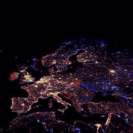 europe at night 1 1 14