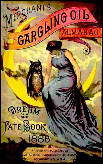 Dream and Fate Book,1886