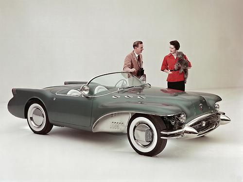 1954 Buick Wildcat II conceptcar