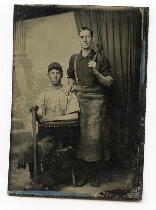 Blacksmiths, 1800s