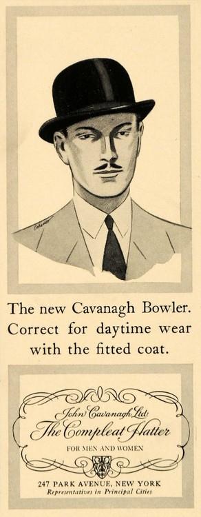 The Cavanagh Bowler