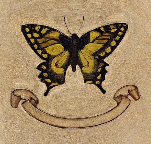 butterfly leyendecker
