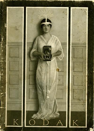 Kodak camera ad