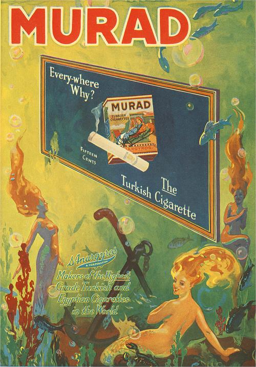 Murad, The TurkishCigarette