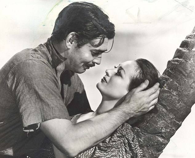 Clark Gable and JoanCrawford