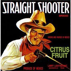 cowboy fruit labels 250