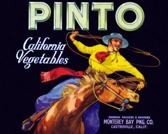 cowboy fruit labels 252