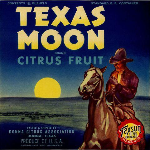 cowboy fruit labels 253