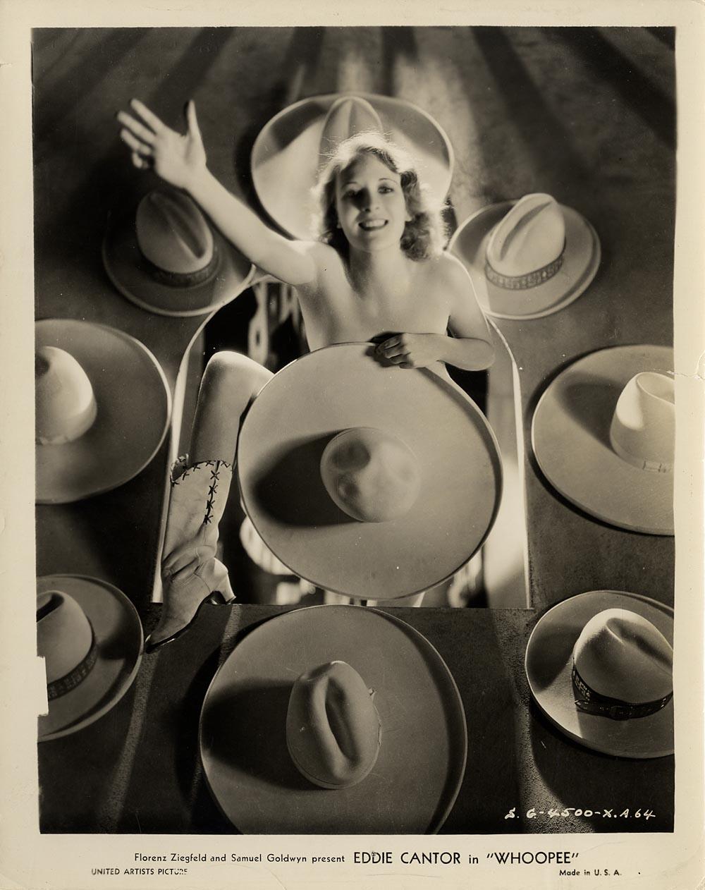 A Ziegfeld Girl