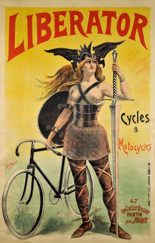 Liberator Cycles et Motocycles,Paris