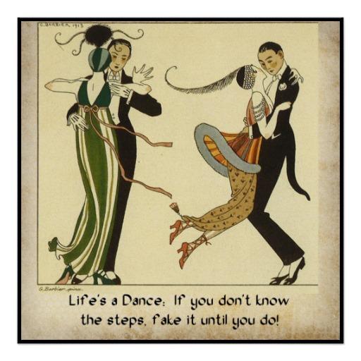 Life's a dance…(1913)