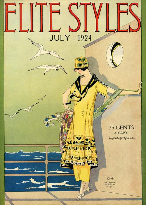 Elite Styles, 1924