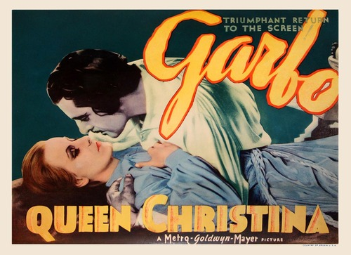 greta garbo queen christina