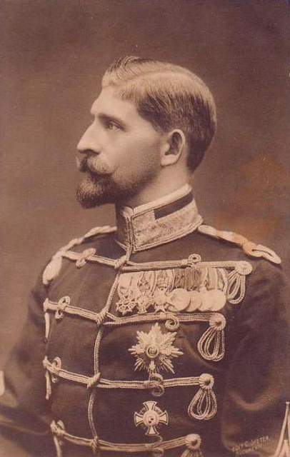 King of Romania, circa1900?