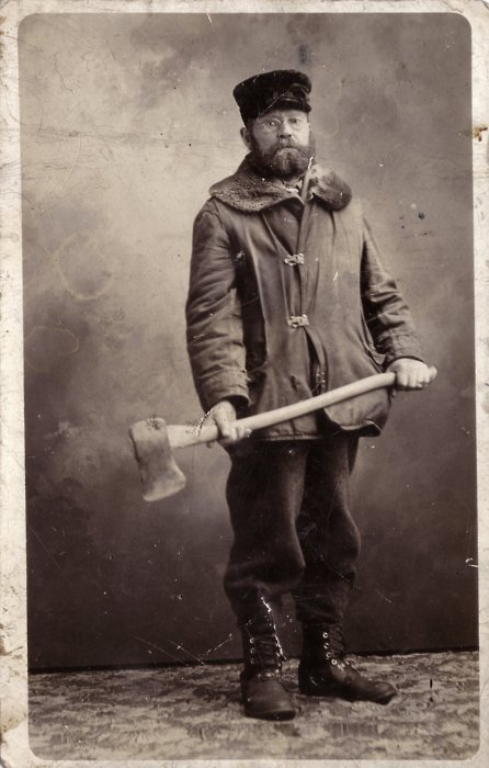 lumberjack 33