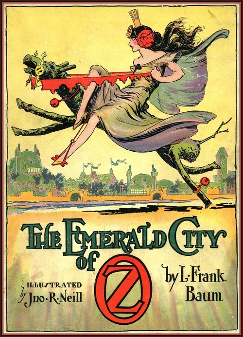 The Emerald City of Oz, by L. FrankBaum