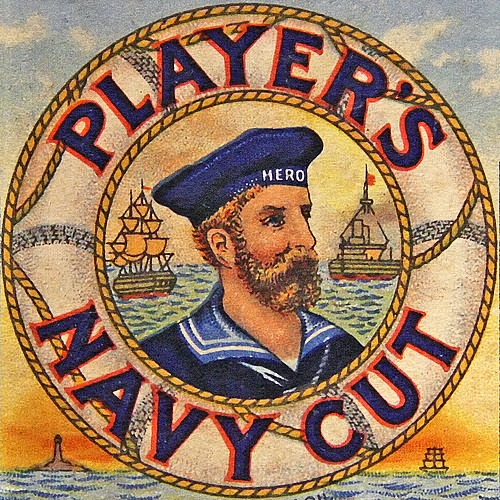 Players Navy Cut Cigarettes (Canada)