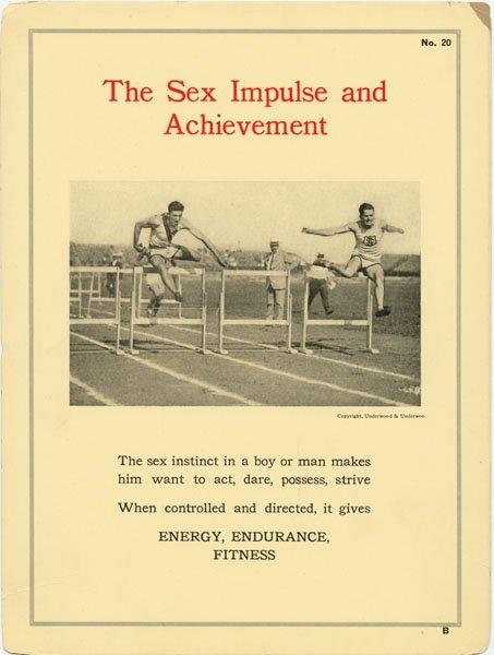 The Sex Impulse andAchievement