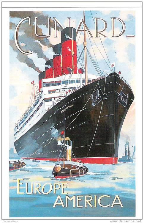 The Aquitania