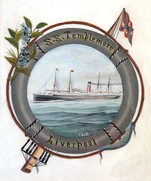 S.S. Templemore, Liverpool