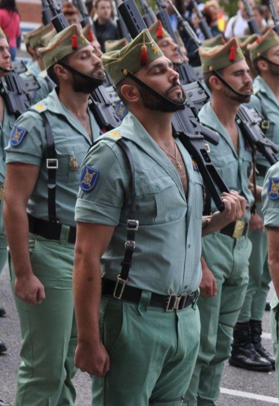 spanish legion 50