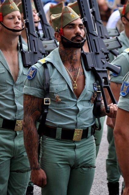 spanish legion 51