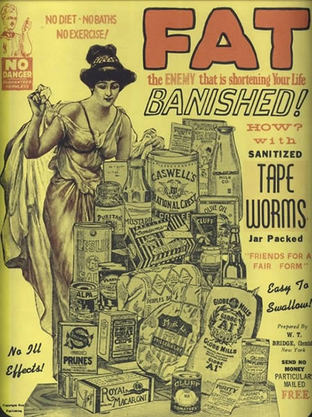 Banish fat with no diet orexcercise