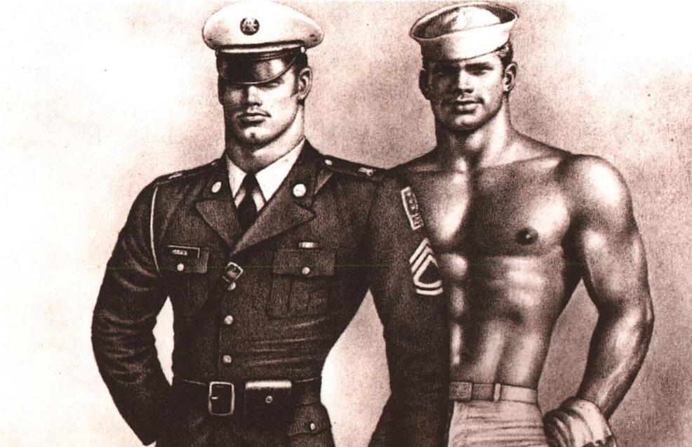 Американские десантники грузят в машину картину из коллекции германа геринга