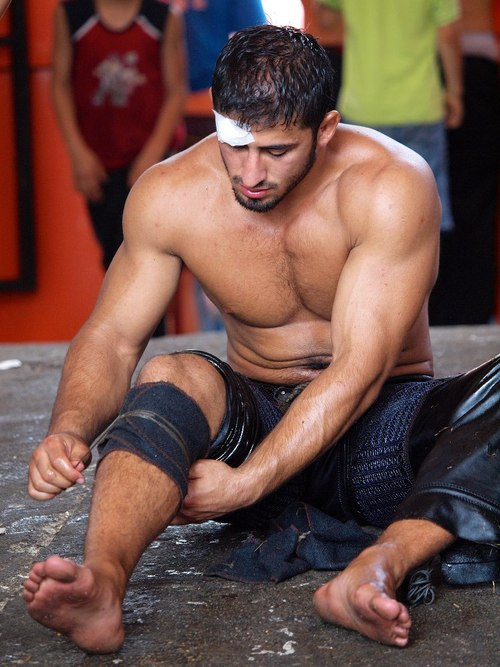 turkish oil wrestlers 501