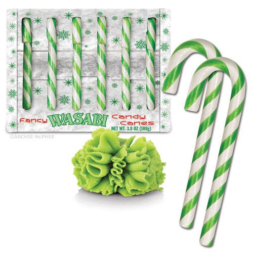 wasabi candy cane