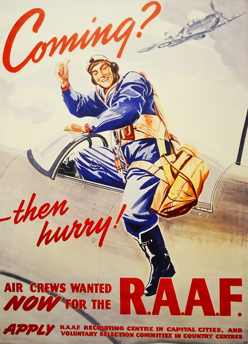 Royal Australian Air Force, WWII