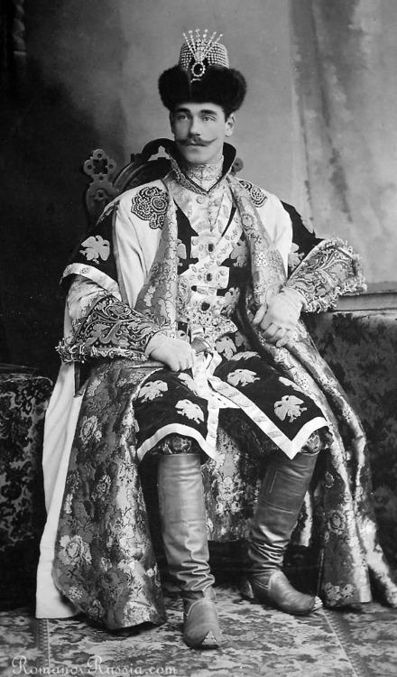 Grand Duke Michael of Russia,1903