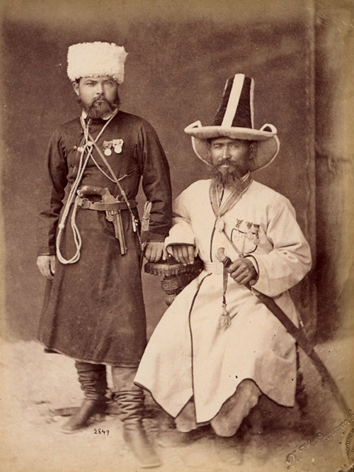 Hats of the Russian Empire(?)