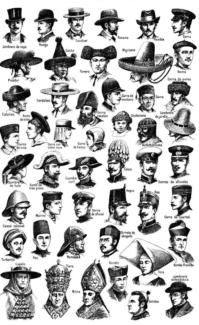 Hats of theWorld