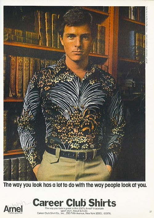 70s career club shirts