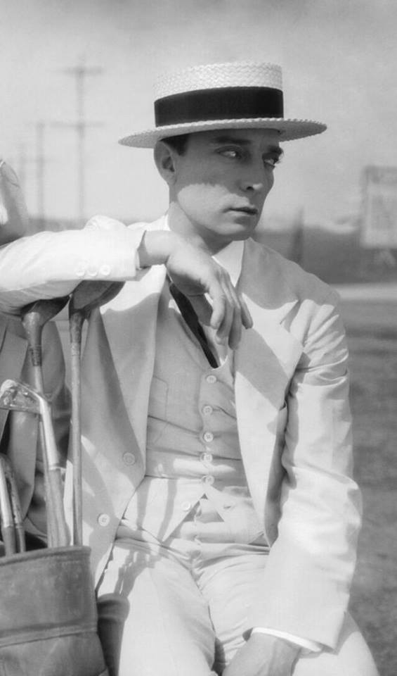 Young Buster Keaton