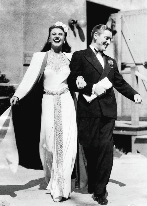 Ginger Rogers and RonaldColeman