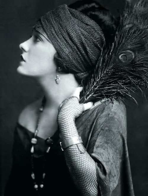 Gloria Swanson, silent filmstar