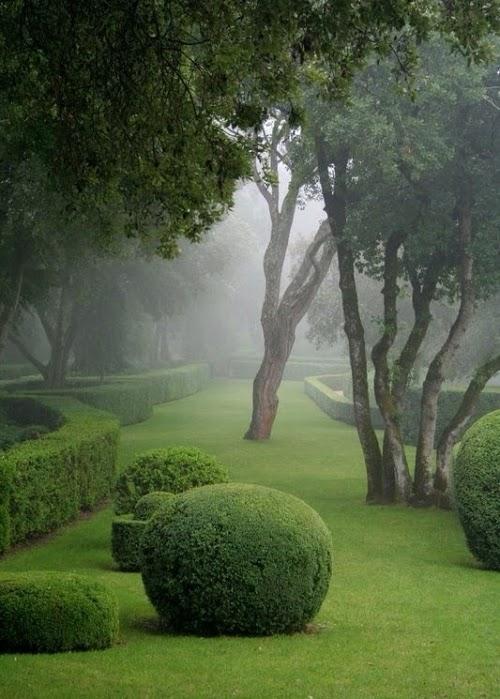 Jardin francais