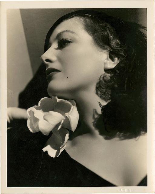 Joan Crawford by GeorgeHurrell