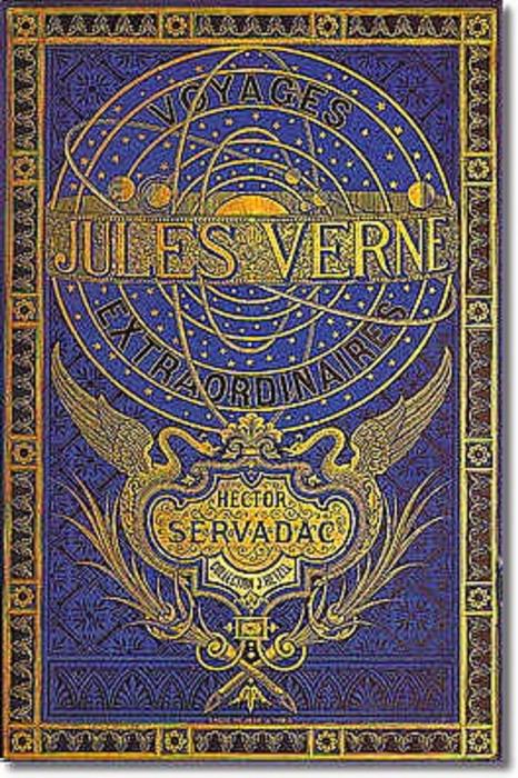 Voyages Extraordinaires/Jules Vernes