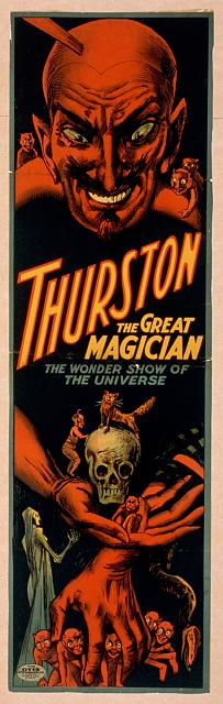 magician thurston poster001