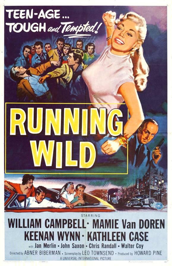 """Mamie VanDoren in """"RunningWild"""""""