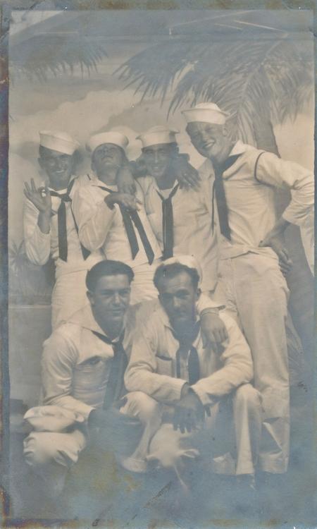 sailors together 3501