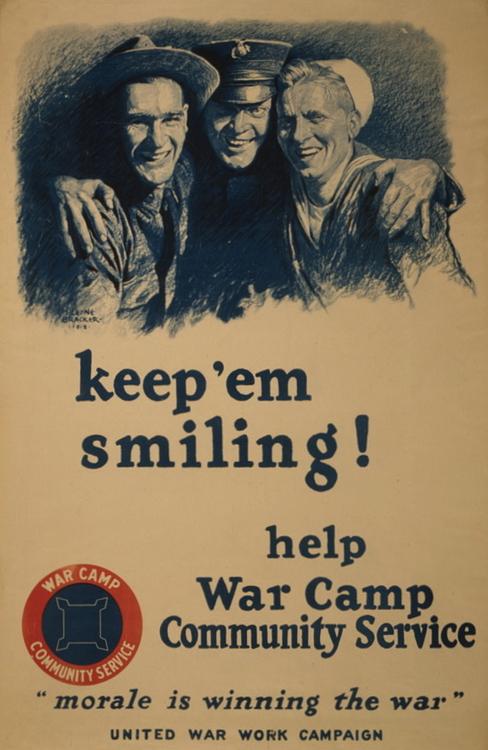 Keep 'em smiling