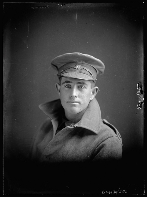 WWI Australian Soldier