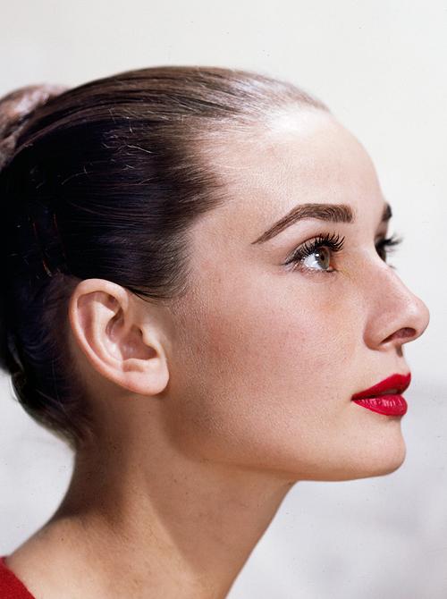 Audrey Hepburn, 1959, by WalterSeawall
