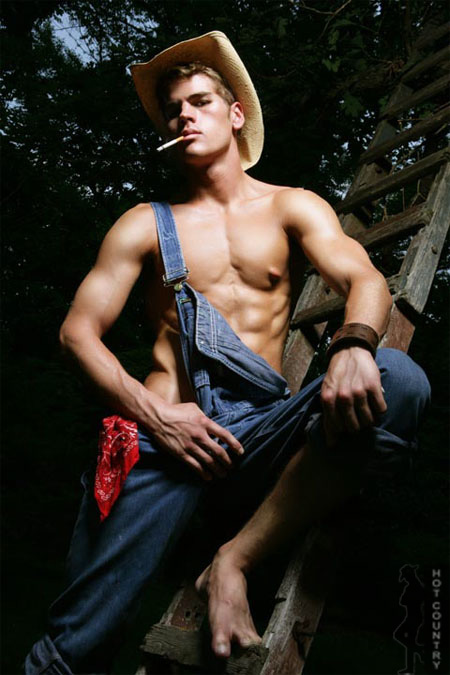 Shirtless Country Boys